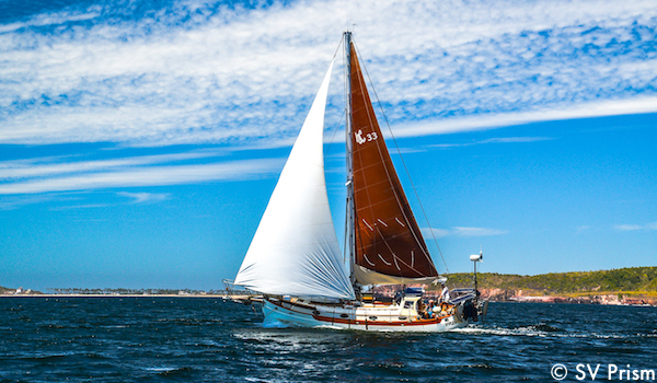 sailing vessel prism interview