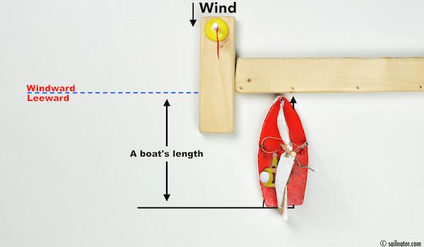 "Bild 114: Command: ""Tie docking line!"""
